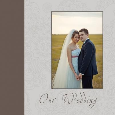 Свадебная фотокнига 1